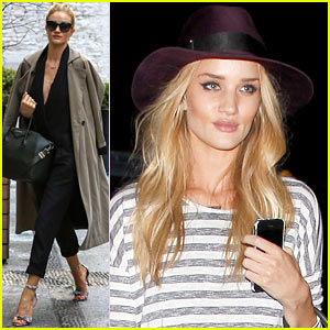 Rosie Huntington-Whiteley Turns 27 & Looks More Beautiful Than Ever!