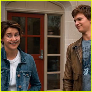 Shailene Woodley & Ansel Elgort Share Cute Moments in 'Fault in Our Stars' Trailer - Watch Now!