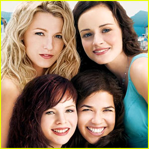 'Sisterhood of the Traveling Pants' Third Movie in the W