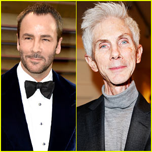 Tom ford and richard buckley
