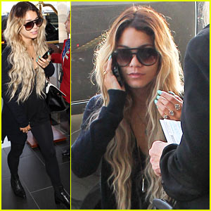 Vanessa Hudgens Wants You to Respe