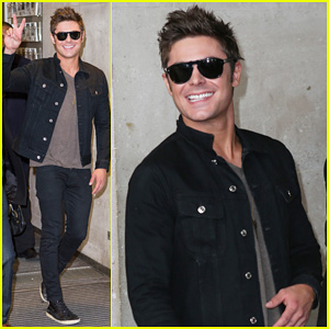 Zac Efron: 'I Wish Seth Rogen Could Produce E