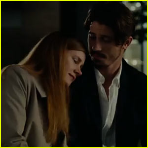 Amy Adams Rests on Garrett Hedlund's Shoulder in 'Lullaby' Trailer - Watch Now!