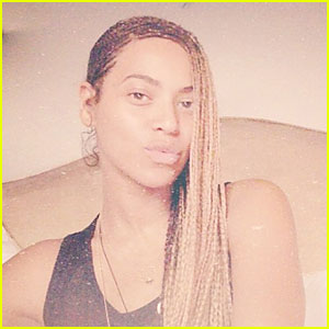 Beyonce Reportedly Skips Kim & Kanye's Wedding, Posts a New Selfie