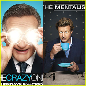 CBS Cancels 'The Crazy Ones', Renews 'The Mentalist' For Season 7!