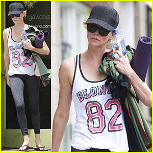 Charlize Theron Slams Gluten-Free Diet on 'Chelsea Lately' - Watch Now!