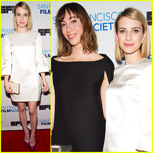 Emma Roberts' Fiance Evan Peters Loved 'Palo Alto' & Its Leading Lady!