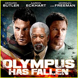 Gerard Butler's 'Olympus Has Fallen' Sequel Gets Release Date!