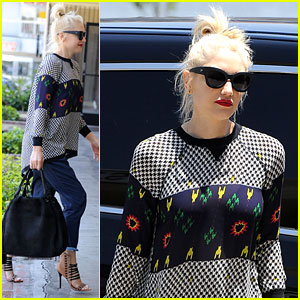 Gwen Stefani Was a Score for 'The Voice,' Says Adam Levine