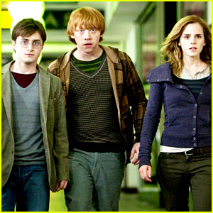 'Harry Potter' Trio Reuniting for New Universal Studios Footage!