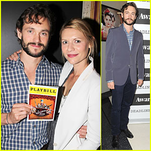 Hugh Dancy & Claire Danes Want 'A Gentleman's Guide to Love and Murder'!