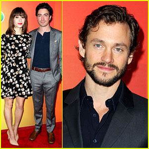 Hugh Dancy, Cristin Milioti, & More Present Shows at NBC Upfronts