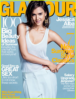 Jessica Alba Won't Get Nude for Films: 'I Don't Want My Grandparents Seeing My Boobs!'