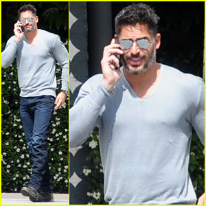 Joe Manganiello Debuts Trailer for his Male Stripper Documentary 'La Bare'!