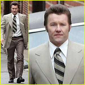 Joel Edgerton Looks Like a Serious FBI Agent for 'Black Mass'!