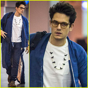 John Mayer Theorizes That 'Great Minds Think Alone'