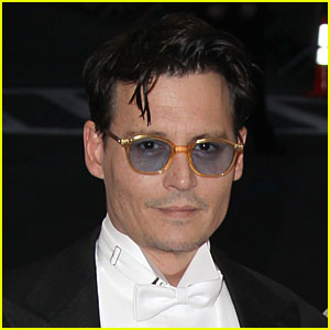 Johnny Depp Is In Negotiations For 'The Secret Life of Houdini'!