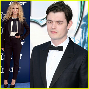 Juno Temple & Sam Riley Suit Up for 'Maleficent' Hollywood Premiere!