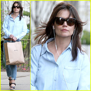 Katie Holmes Inspires in Interviews with Empowering Women for 'In Short' - Watch Now!