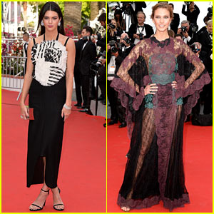 Kendall Jenner Makes Her Cannes Film Fe