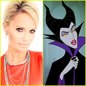 Kristin Chenoweth is Maleficent for Disney's 'Descendants'!