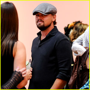 Leonardo DiCaprio & Toni Garrn Reportedly Move In Together
