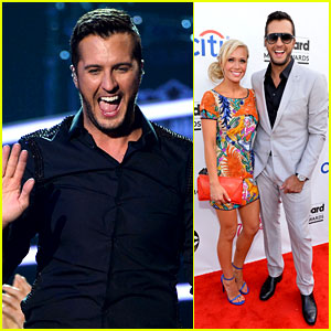 Luke Bryan Crashes the Party at Billboard Music Awards 2014!