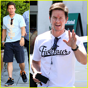 Mark Wahlberg: 'Ted' Was a Good Warmup for 'Transformers 4'