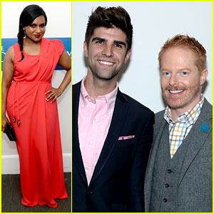 Mindy Kaling Brings Comedy & Class to WHCD Weekend 2014!