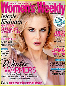 Nicole Kidman on Older Children Connor & Isabella: They Are 'Generous, Kind & Hardworking'