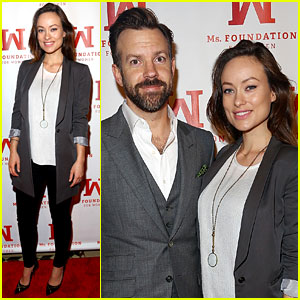 Olivia Wilde Hits the Red Carpet One Week After Giving Birth!