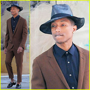 Pharrell Williams Gets Lucky with 'Happy' After Cee Lo Green Elected Not to Release It!