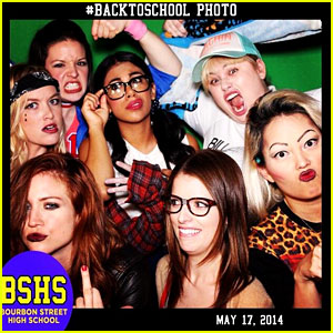 Rebel Wilson Shares 'Pitch Perfect 2' Back to School Party Pics!