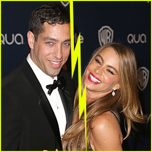 Sofia Vergara & Nick Loeb Split & End Engagement