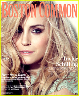 Orange Is the New Black's Taylor Schilling: Everybody Is a Breath Away from Prison