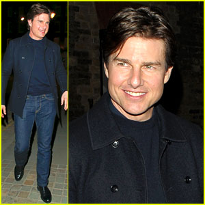 Tom Cruise Jumped on Oprah's Couch Nearly Nine Years Ago!