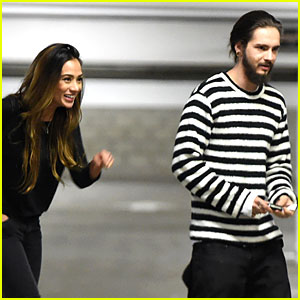 Tom Kaulitz: Movie Date Night with Girlfriend Ria Sommerfeld!