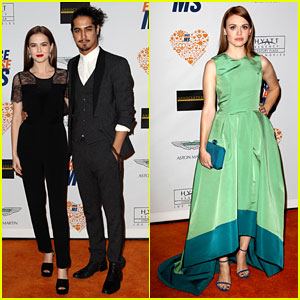 Zoey Deutch & Holland Roden Are on a Race to Erase MS
