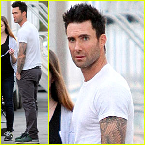 Adam Levine's Label Will Release Film Debut Begin Again's Soundtrack - See Track Listing Here!