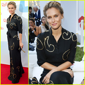 Bar Refaeli Stuns at Raffaello Summer Day 2014 in Berlin!