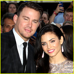 Channing Tatum & Jenna Dewan Slam Divorce Rumors
