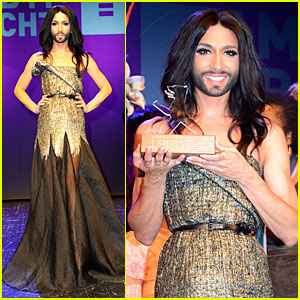 Conchita Wurst is Definitely the Soul of Stonewall at Christopher Street Day Gala!