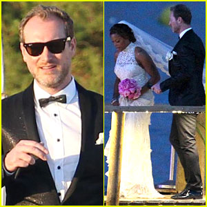 Eve's Wedding Photos with Maximillion Cooper - See Them Here!