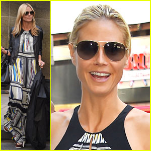 Heidi Klum Shares 'America's Got Talent' Sneak Peek - Watch Here!