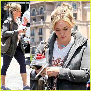 Hilary Duff's New Album is Not What You'd Expect, Ed Sheeran Says