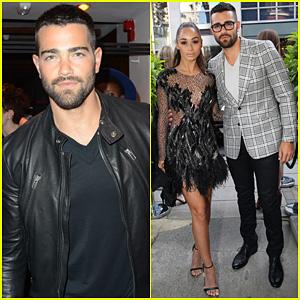 Jesse Metcalfe & Cara Santana: Fashionable Duo for London Men's Fashion Week