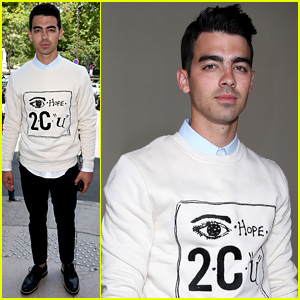 Joe Jonas Flies Out of Milan & Hits Up Paris Fashion Week!
