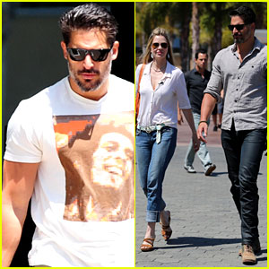 Joe Manganiello: There's No Such Thing as Male Objectification