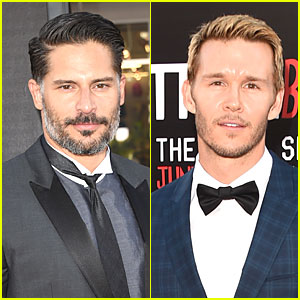 Joe Manganiello & Ryan Kwanten Look So Fine at 'True Blood' Season 7 Premiere!
