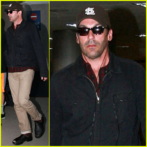 Jon Hamm Ready to 'Lock the Door' on His Series 'Mad Men'